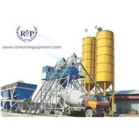 Shortcut Containerized Concrete Mixing Plant