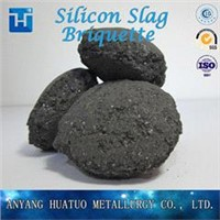 Silicon Briquette reducing agent as good substitute of Fe Si