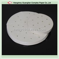 Silicone Coated Steaming Paper for Steamer Cooking