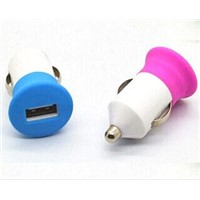 Single usb car charger for iphone from Factory