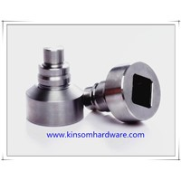Special cheese head step precision metal parts for lock