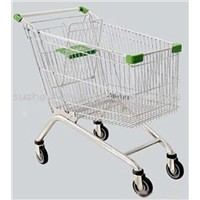 Supermarket shopping trolley, EU Style 180L