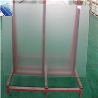 Tempered Coated Glass