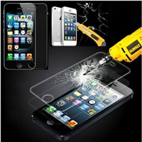 Tempered Glass Screen Protector Screen Guard Film for Iphone 5 5s 5CScreen Guard