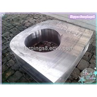 Tongyu forged lower flanges