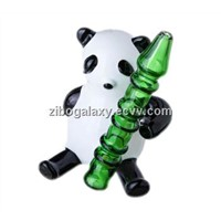 Top quality glass pipe hand pipe