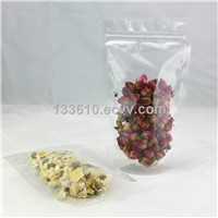 Transparent Plastic Ziplock Bags For Food