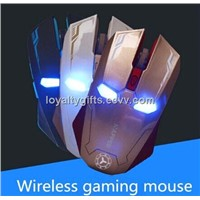 USB Dongle various color gaming mice 10m  optrical mouse