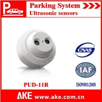 Ultrasonic sensors parking guidance system