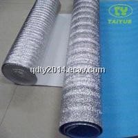Underfloor Carpet Insulation Laminated EPE Foam Radiant Floor Heating Insulation