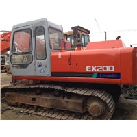 Hitachi EX200-1 Used Crawler Excavator/Hitachi EX200-1 Used Crawler Excavator