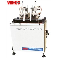 V-shape Welding Seam Cleaning Machine for PVC Window and Door SQV-120