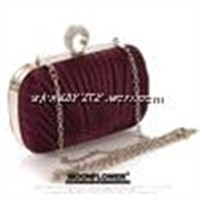Valuable bags small and light  women's clutch bags silks and satins clutch handy evening bags