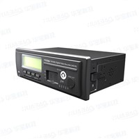 Vehicle Gps Moble Dvr 4 / 8 Channels Recorder For Bus Vehicle Security