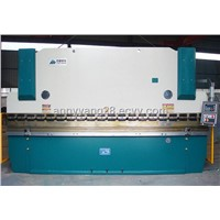 WC67K 100x4000 SERIES CNC HYDRAULIC PRESS BRAKE MACHINE