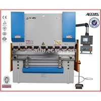 WC67Y MODEL CNC HYDRAULIC PRESS BRAKE