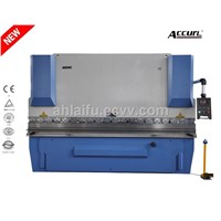 WC67Y Series Hydraulic Manual Sheet Metal Bending Machine