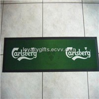 Wetstop Non-woven bar mat with rubber