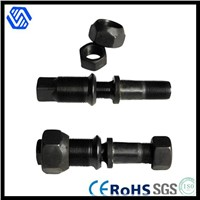 Wheel Bolt and Nut with High Strength