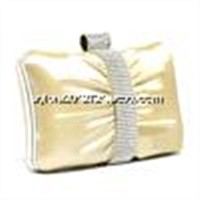 Wholesale china evening trendy clutch ladies bags cheap handbags stylish bag with silk material