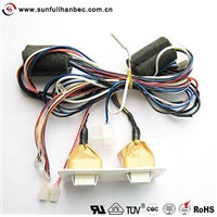 Wire harness for refrigerator