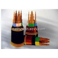 XLPE Insulated,PVC/LSOH Bedding,Wire Armoured ,PVC/LSOH Oversheathed Power Cable