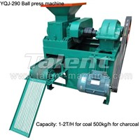YQJ-290 charcoal ball press machine