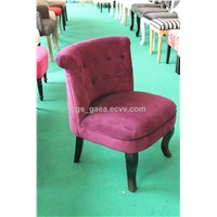 bedroom chair 6083 sude cover
