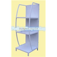 boutique display rack/water bottle display rack/snack food display rack