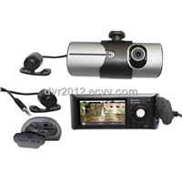 car DVR camera car black box with G_SENSOR / GPS