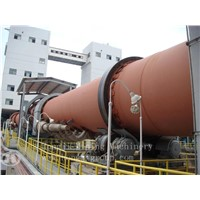 cement rotary kiln used in cement production line for sale in Asia