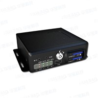 ch Video And Audio Sd Card Mobile Dvr With Gps, 3g Wifi