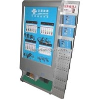 Charging Station Mobile Phone Charger Kiosk Locker Box for Iphone, Samsung, HTC ,Tablet PC