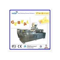 corn flakes snacks food processing line
