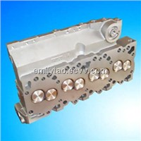 cummins 4bt cylinder head assy