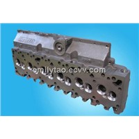 cummins 6bt gas cylinder head for natural gas engine