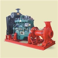 Diesel-Electric Generator Set