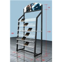 display stand for belts/belt store diplay rack/wallet display rack