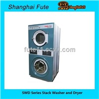 double stack washer and dryer,Coin operate washer and dryer, washer extractor and dryer