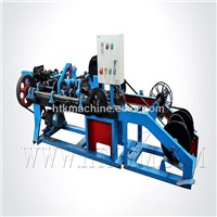 Double Twisted Barbed Wire Making Machine