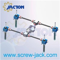 electric actuator screw jack mechanical systems suppliers and manufacturers