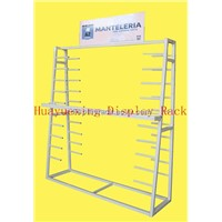fashionableclothes rack/carpet display rack/clothes drying rack