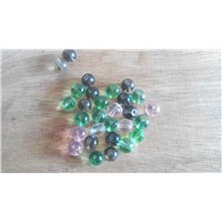 fishing glass bead