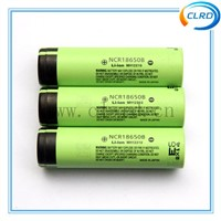 for panasonic NCR18650BE 3.7V 3200mAh li-ion rechargeable battery