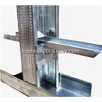 galvanized steel profile