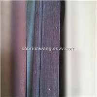 good price veneered mouldings wrapped by Wenge veneer for Picture Frames