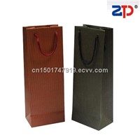high quality wine bottle bags