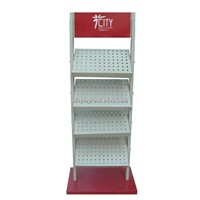 hot sale magazine display rack/newspaper stand/comic book display rack