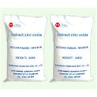 indirect method zinc oxide