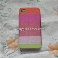 iphone 5s multi color leather sleeve
